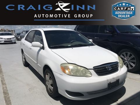 Pre-Owned 2007 Toyota Corolla   4D Sedan