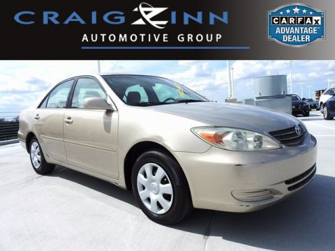 Pre-Owned 2003 Toyota Camry LE Front Wheel Drive 4D Sedan