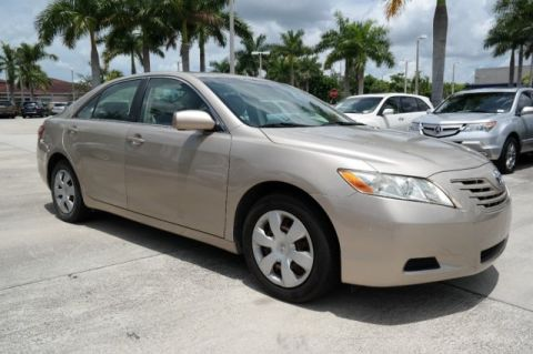 Pre-Owned 2007 Toyota Camry LE Front Wheel Drive 4dr Car