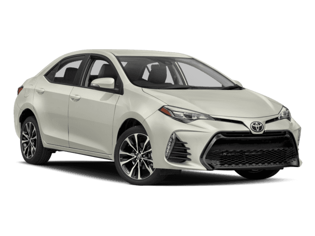 New 2017 Toyota Corolla SE Front Wheel Drive Sedan