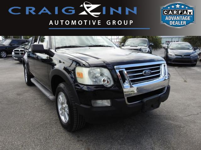 2007 Ford Explorer Sport Trac >> Pre Owned 2007 Ford Explorer Sport Trac F150 Rear Wheel Drive
