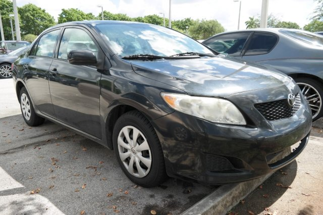 Pre-Owned 2010 Toyota Corolla LE Front Wheel Drive 4dr Car