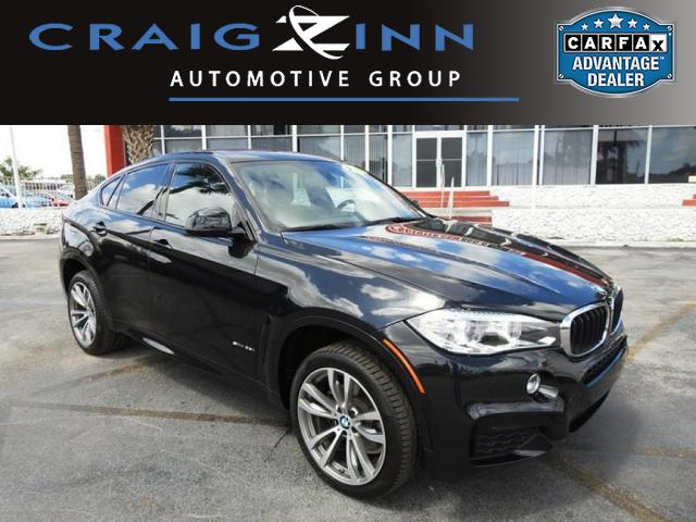 Pre Owned 2017 Bmw X6 Sdrive35i