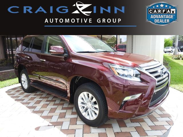 Pre Owned Lexus Gx Suv Suv In Hollywood