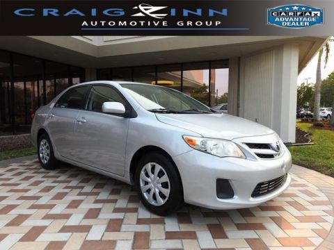 Pre-Owned 2011 Toyota Corolla S