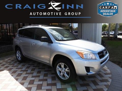 Pre-Owned 2011 Toyota RAV4 4DR I4 FWD Front Wheel Drive