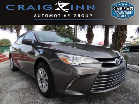 Pre-Owned 2015 Toyota Camry CL