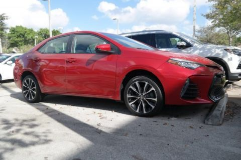 Pre-Owned 2019 Toyota Corolla 4dr Car