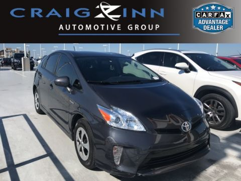 Pre-Owned 2015 Toyota Prius Four