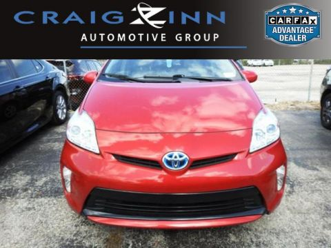 Pre-Owned 2015 Toyota Prius 1.8L THREE