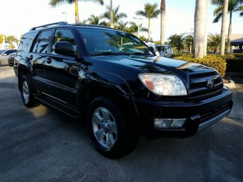 Pre-Owned 2004 Toyota 4Runner SR5 Rear Wheel Drive