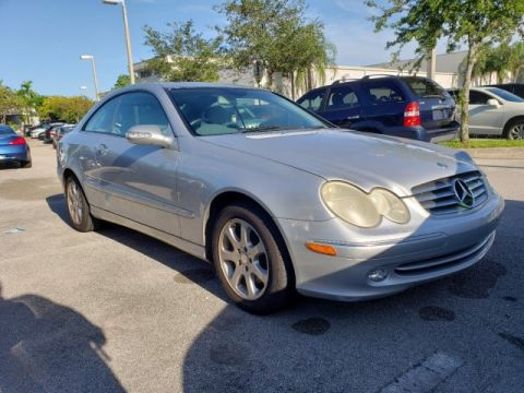 Pre-Owned 2004 Mercedes-Benz CLK 3.2L